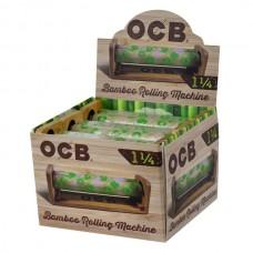 "6PC DISPLAY - OCB Bamboo Roller - 1 1/4"""