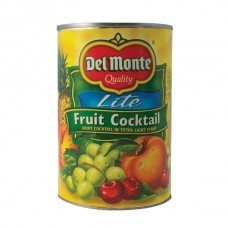Del Monte Fruit Cocktail Security Container