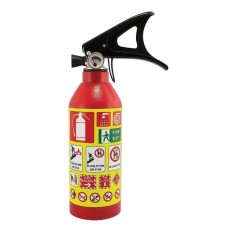 """Fire Extinguisher Security Container - 11"""""""