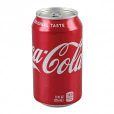 Coke Soda Can Security Container - 12oz