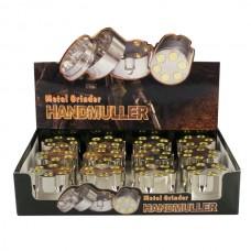 "12PC DISP - 2"" Metal 3pc Grinder - Gun Chambe..."