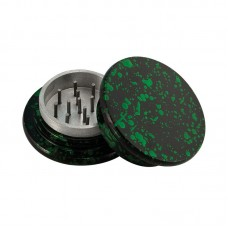"2.5"" Aluminum 2pc Grinder Assorted Colors"