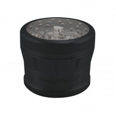 "2.2"" Sharpstone 2.0 4pc Clear Top Grinder - B..."