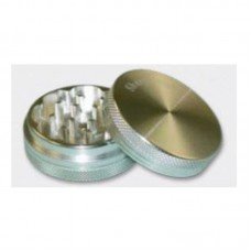 "2.5"" Sharpstone 2pc Solid Top Grinder - Silve..."