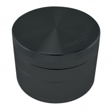 "2.5"" Sharpstone 4pc Solid Top Grinder - Black"