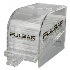 Pulsar 100pc Chillum Display - Clear