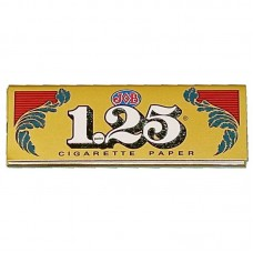 24pc JOB 1.25 Cigarette Rolling Papers Display