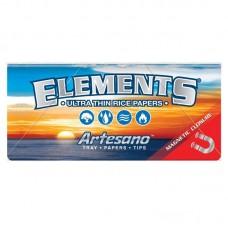 15pc Disp - Elements 1-1/4 Artesano Rice Rolling P...
