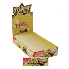 Juicy Jays Hemp Rolling Papers- 1-1/4 / Choc Cook...