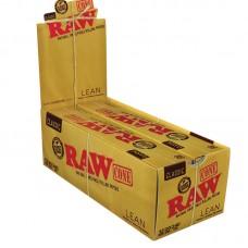 12pk Display - 20pc Raw Classic Lean Cones
