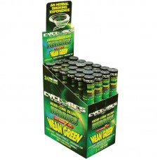 24pc Display - Cyclones Mean Green Pre-Rolled Cone...
