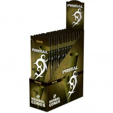 15pc Display - Primal Herbal Cones - Hemp