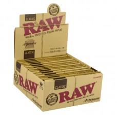 15PC DISPLAY - RAW Artesano Kingsize Slim Rolling ...