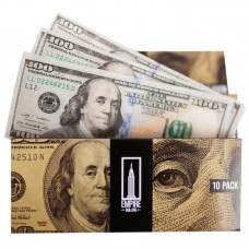 24PC DISPLAY - Empire $100 Bill Rolling Papers