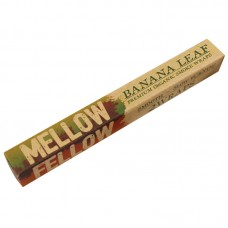 Mellow Fellow Blunt Wraps - Banana Leaf - 12pc Dis...