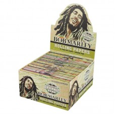 Bob Marley Rolling Papers Organic Hemp - Kingsize ...