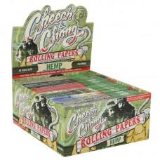 Cheech & Chong Hemp Rolling Papers - King Size...