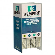 Hempire Rolling Papers & Swag - 122 Booklets -...