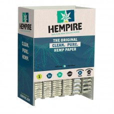 Hempire Rolling Papers & Swag - 186 Booklets -...