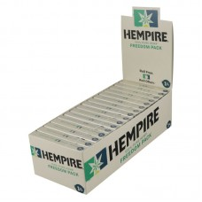 Hempire Freedom Rolling Papers w/ Tips - 1 1/4&quo...