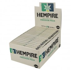 Hempire Freedom Rolling Papers w/ Tips -Kingsize -...