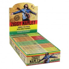 Ziggy Marley Hemp Rolling Papers - 1 1/4"