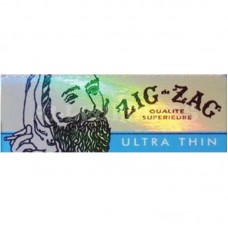 24PK DISPLAY - Zig Zag Ultra Thin 1 1/4 Rolling Pa...