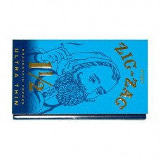 24pk Zig Zag 1 1/2 Ultra Thin Rolling Papers Displ...
