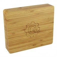 """Grindhouse 2pc Rolling Tray w/ Storage - 6.25""""..."""
