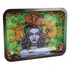 "Ooze Rolling Tray - Cursed / 10""x7.75"" /..."