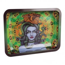 "Ooze Rolling Tray - Cursed / 7""x5"" / Sma..."
