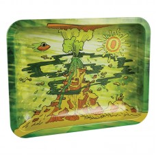 "Ooze Rolling Tray - Erupted / 10""x7.75"" ..."