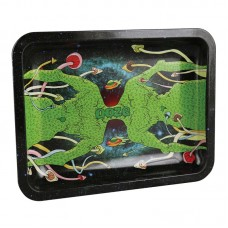 "Ooze Rolling Tray - Omega / 7""x5"" / Smal..."