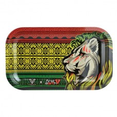 """V Syndicate Rolling Tray - Lion 