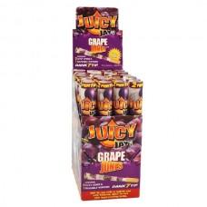 Juicy Jays Pre-Rolled Cones - Grape  24PC DISPLAY...