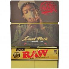 15pc Display - Wiz Khalifa Loud Pack Rolling Paper...