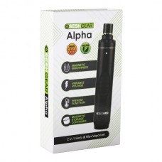 SeshGear Alpha Variable Voltage 2-In-1 Vaporizer