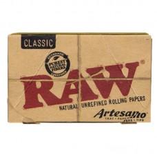 15pk Display - Raw Artesano Rolling Papers - 1 1/4...